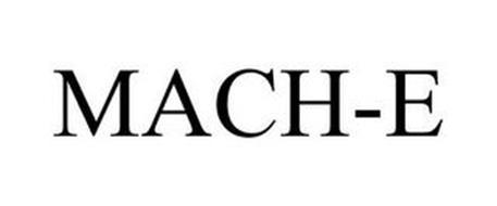 MACH-E