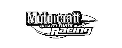 Motorcraft quality parts racing trademark of ford motor for Ford motor company number