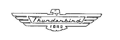 THUNDERBIRD FORD