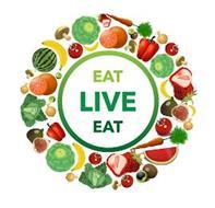 EAT LIVE EAT