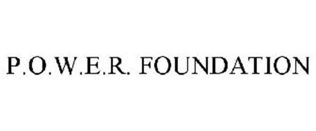 P.O.W.E.R. FOUNDATION