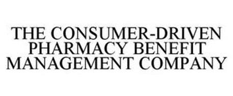 THE CONSUMER-DRIVEN PHARMACY BENEFIT MANAGEMENT COMPANY