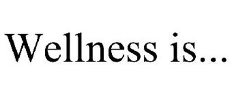 WELLNESS IS...