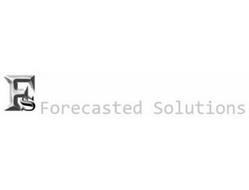 FS FORECASTED SOLUTIONS