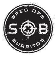 SPEC OPS BURRITOS SOB