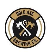G A GOLD AXE BREWING CO.