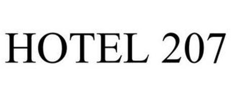 HOTEL 207