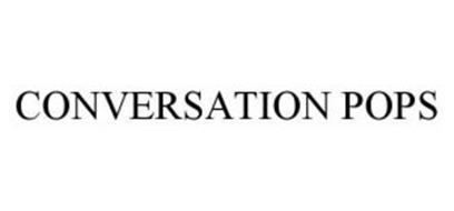CONVERSATION POPS