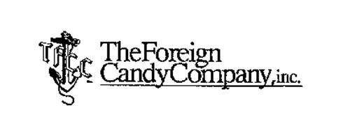 TFCC THEFOREIGN CANDYCOMPANY, INC.
