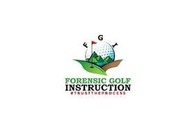 F G I FORENSIC GOLF INSTRUCTION #TRUSTTHEPROCESS