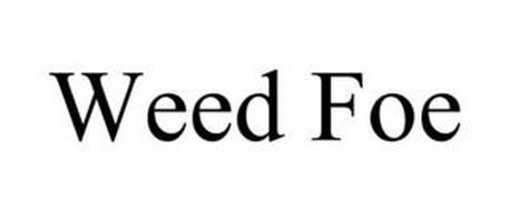 WEED FOE