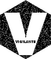 """THE LETTER """"V"""" AND THE WORD """"VIGILANTE"""""""