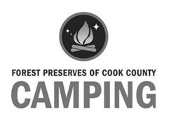 FOREST PRESERVES OF COOK COUNTY CAMPING
