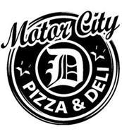 MOTOR CITY PIZZA & DELI D