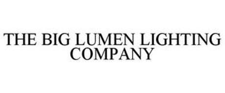 THE BIG LUMEN LIGHTING COMPANY