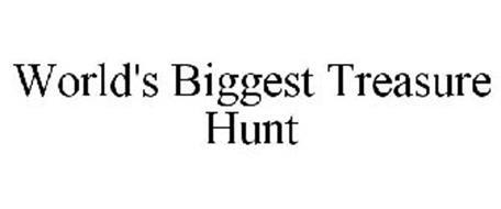 WORLD'S BIGGEST TREASURE HUNT