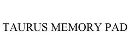 TAURUS MEMORY PAD