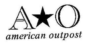 A*O AMERICAN OUTPOST