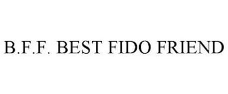 B.F.F. BEST FIDO FRIEND