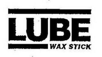 LUBE WAX STICK