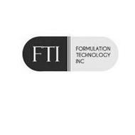 FTI FORMULATION TECHNOLOGY INC
