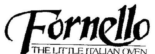FORNELLO THE LITTLE ITALIAN OVEN