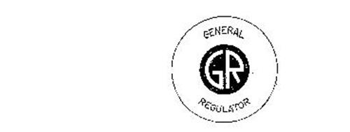 GENERAL REGULATOR GR
