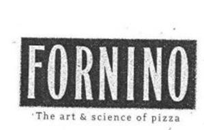 FORNINO THE ART & SCIENCE OF PIZZA