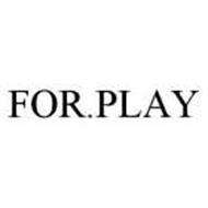 FOR.PLAY