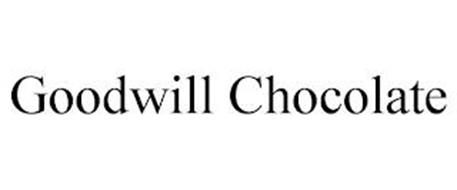 GOODWILL CHOCOLATE