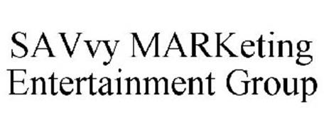 SAVVY MARKETING ENTERTAINMENT GROUP