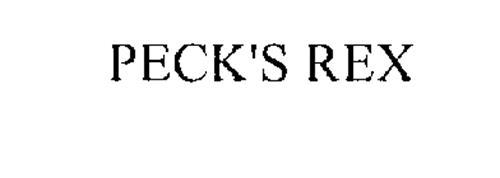 PECK'S REX