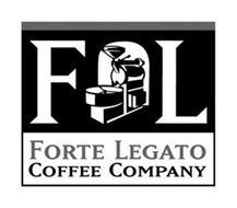 F L FORTE LEGATO COFFEE COMPANY