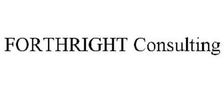 FORTHRIGHT CONSULTING