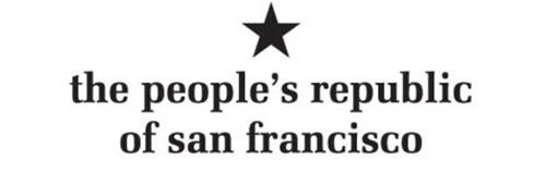 THE PEOPLE'S REPUBLIC OF SAN FRANCISCO