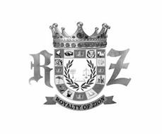 R Z ROYALTY OF ZION