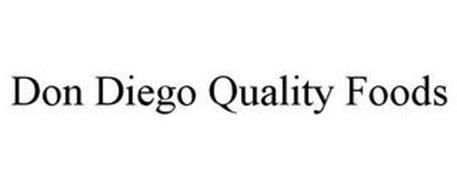 DON DIEGO QUALITY FOODS