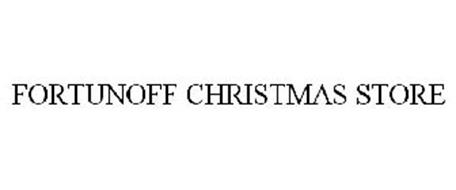 FORTUNOFF CHRISTMAS STORE Trademark of FORTUNOFF BRANDS, LLC ...