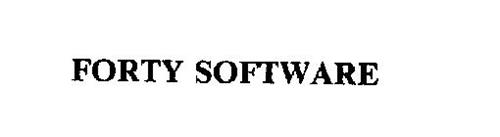 FORTY SOFTWARE