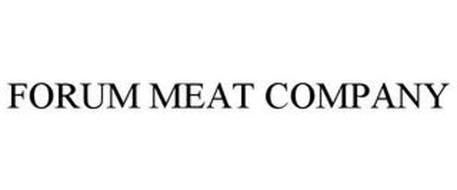 FORUM MEAT COMPANY