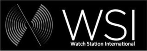 WSI WATCH STATION INTERNATIONAL