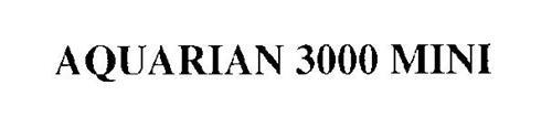 AQUARIAN 3000 MINI