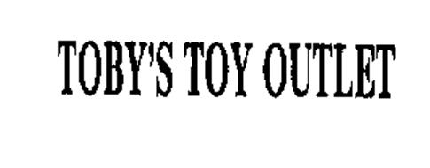 TOBY'S TOY OUTLET