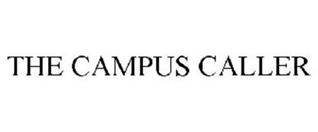 THE CAMPUS CALLER