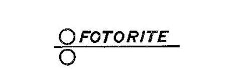 FOTORITE