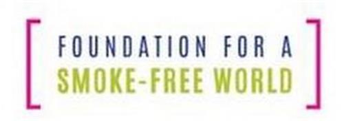 FOUNDATION FOR A SMOKE-FREE WORLD