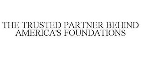 THE TRUSTED PARTNER BEHIND AMERICA'S FOUNDATIONS