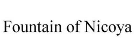FOUNTAIN OF NICOYA