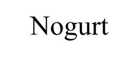 NOGURT