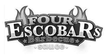 FOUR ESCOBARS BARBECUE SAUCE